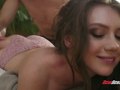 Sex full of passion and orgasms with Russian babe Elena Koshka