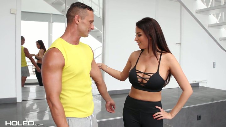 Gym Instructor Porn