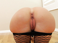 Booty show off by asstastic mamacita Savannah Fox