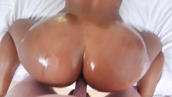 Big Ass Doggystyle Ebony Pov