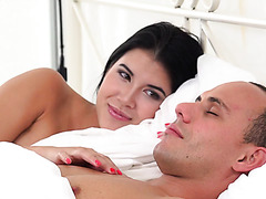 Lady Dee is perfectly fucked in her perfect pussy in the morning
