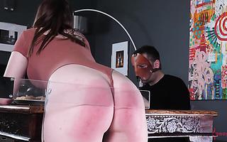 Rough BDSM 3way mit der Schlampe Lilith Luxe und Babe Dani Daniels