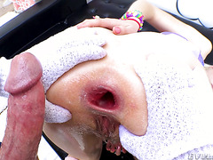 Anal Gaping Compilation - Huge Anal Gapes by Mike Adriano
