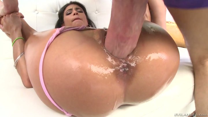 Punished latina pussy