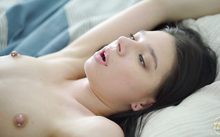 Magnificent Euro babe Rahelor has most passionate sex ever
